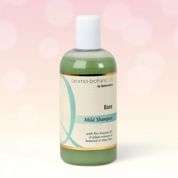 芦荟海藻滋养防分岔温和洗发基底